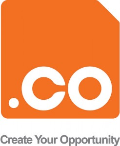 .co internet country code assigned to Columbia