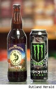 Monster Energy & Vermonster Beer
