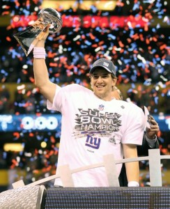 This year's Super Bowl did not disappoint the 111.3 million viewers. Eli Manning and the New York Giants reprised the 2007 Super Bowl by defeating the New England