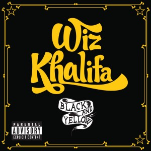 Wiz Khalifa Black and Gold cover
