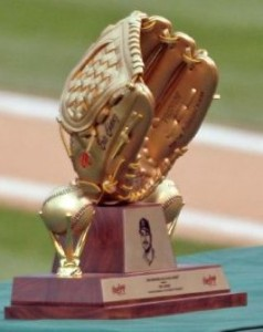 Gold Glove Award attributed to Ken Nagano