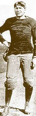 "The namesake of the Redskins, William ""Lone Star"" Dietz"