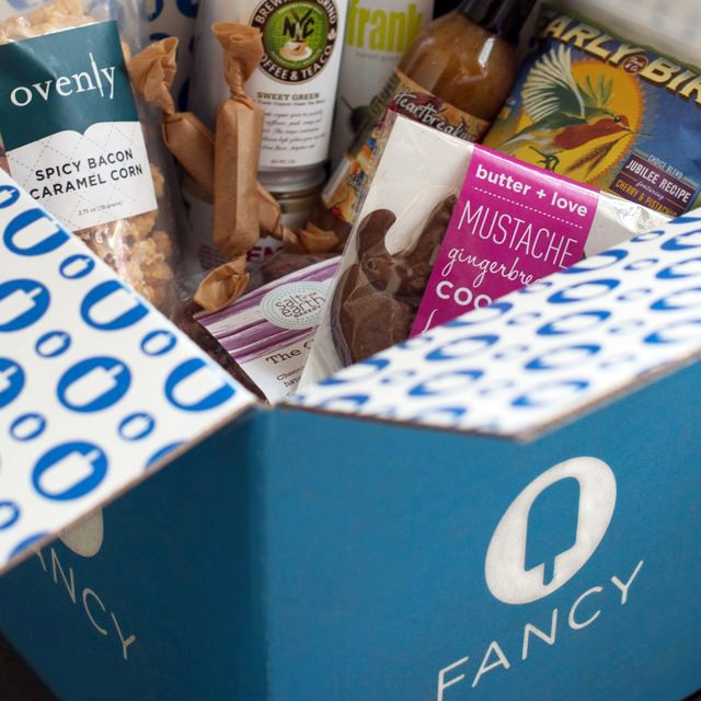 Fancy Food Box Subscription